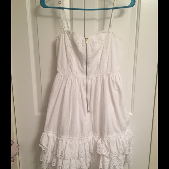 Tracy Feith Dresses & Skirts - Tracy Feith for Target  White ruffled sundress